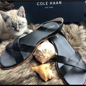 COLE HAAN ANICA SLING SANDALS